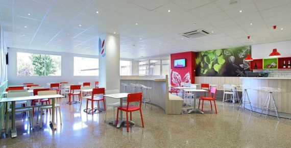 Cafeteria Bar Hospital de Vic