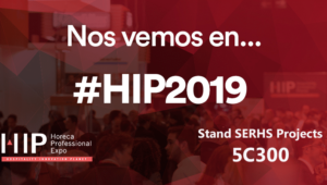 SERHS Projects participa en HIP 2019 (Madrid)