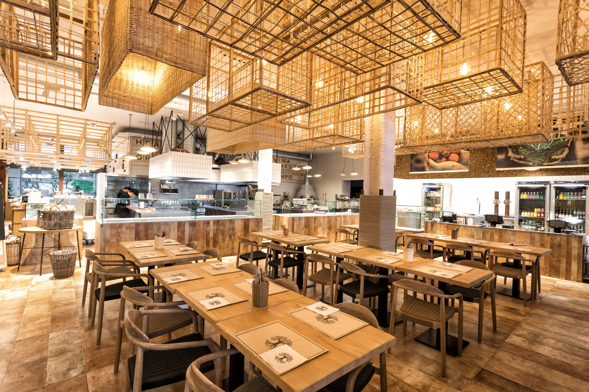 Bufet Restaurant Hosteleria · Ametller World Trade Center B