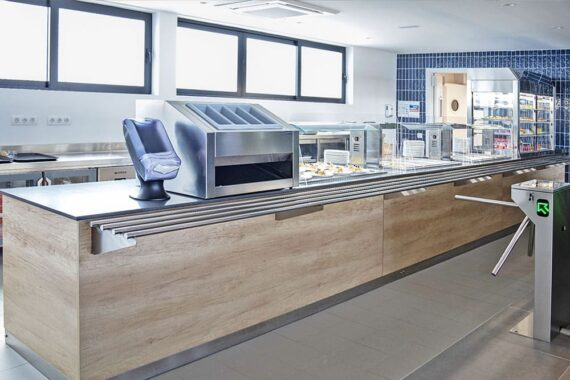 Buffet-Self-Service-SOPREMA-Group