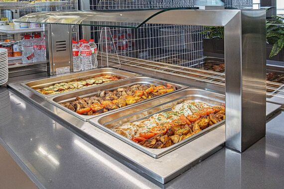 Self-service-buffet-SOPREMA-Group